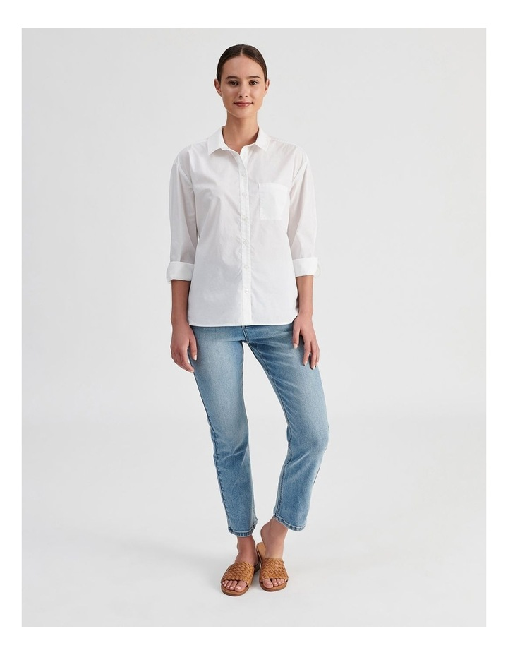Relaxed Cotton Shirt image 2