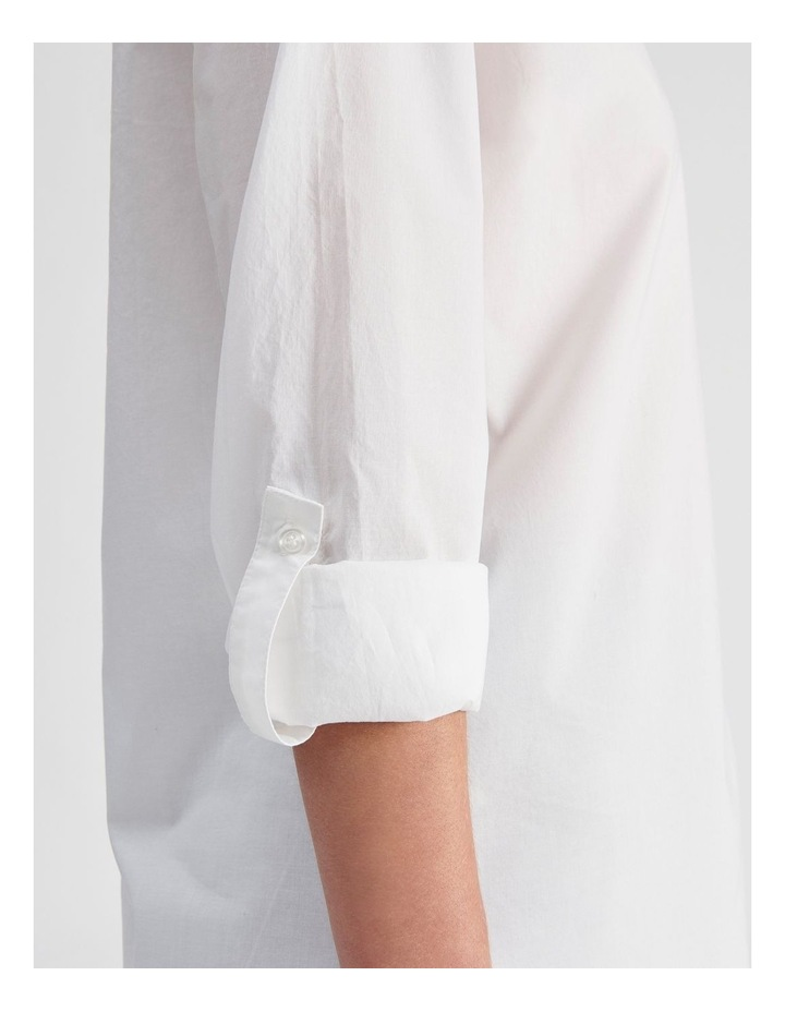 Relaxed Cotton Shirt image 6
