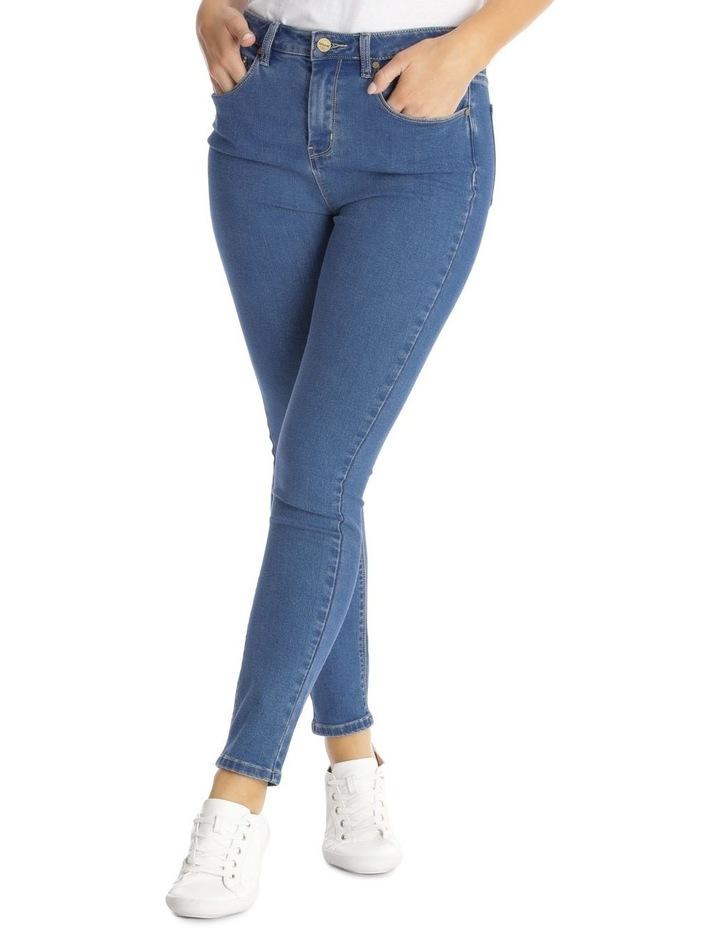 Madison High Rise Skinny Jean image 1