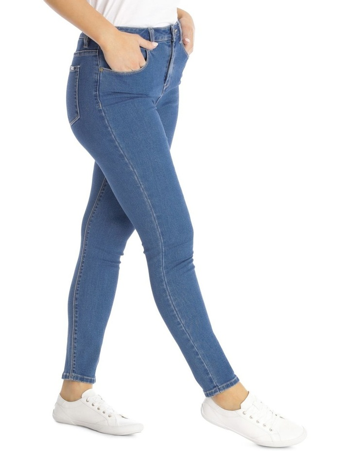 Madison High Rise Skinny Jean image 2