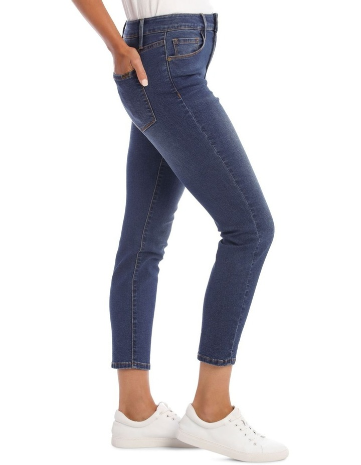 Isabella 7/8 High Rise Skinny Jean image 2