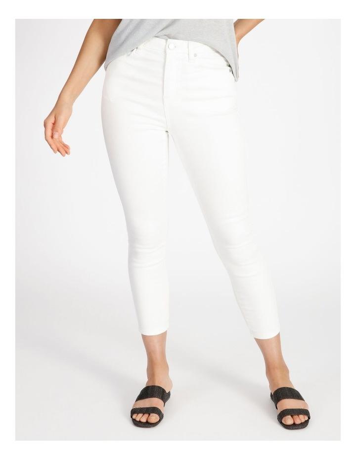 Olivia Crop High Waist Skinny Jean image 1
