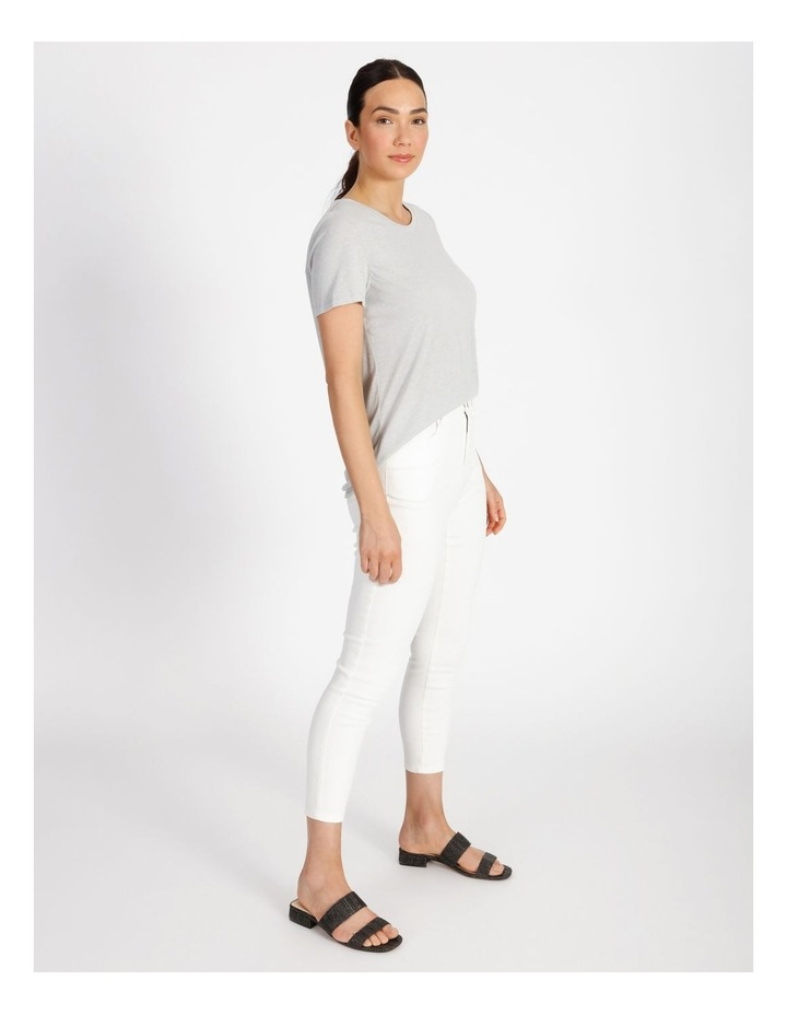 Olivia Crop High Waist Skinny Jean image 2