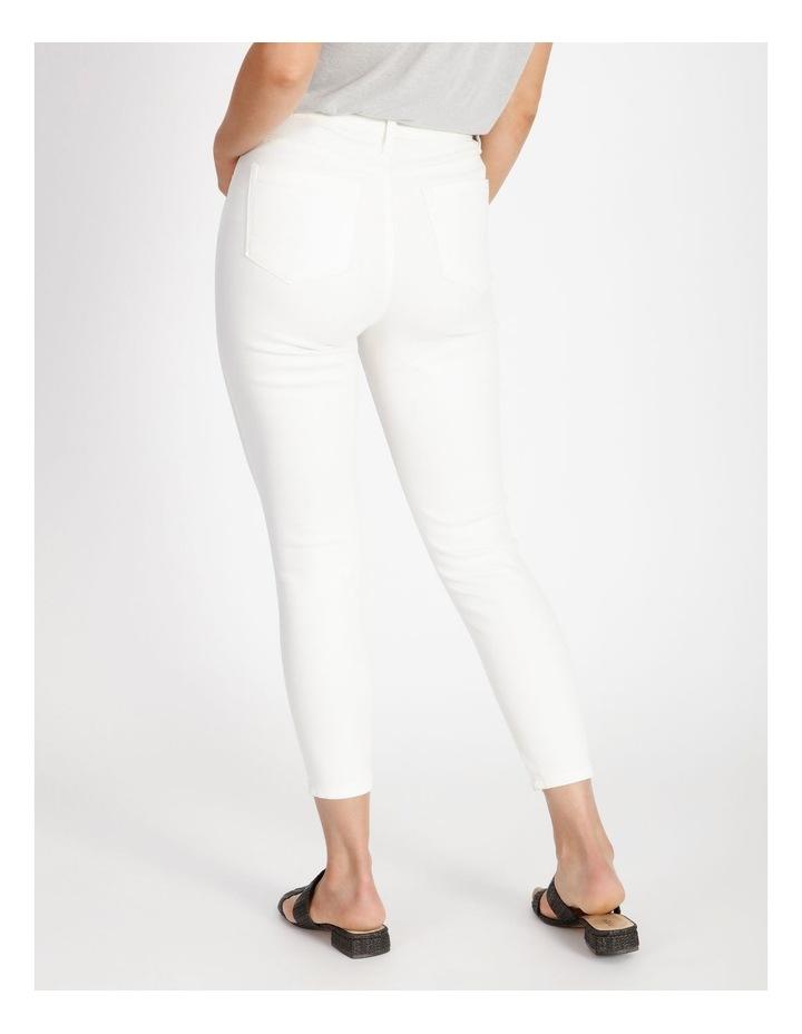 Olivia Crop High Waist Skinny Jean image 3