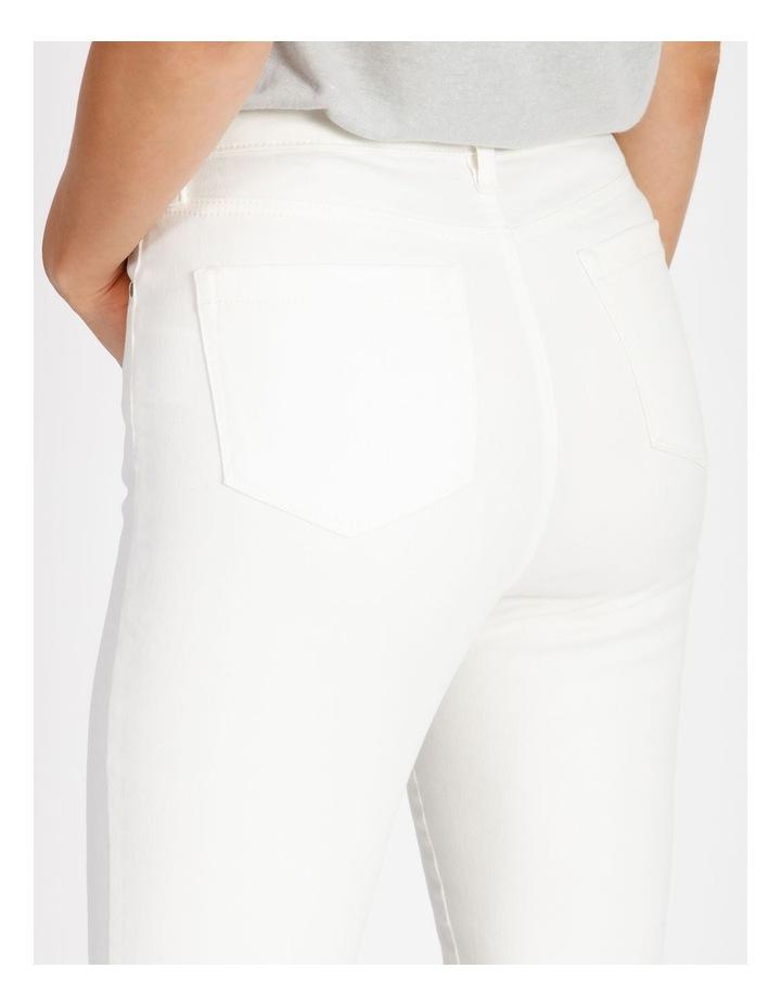 Olivia Crop High Waist Skinny Jean image 4