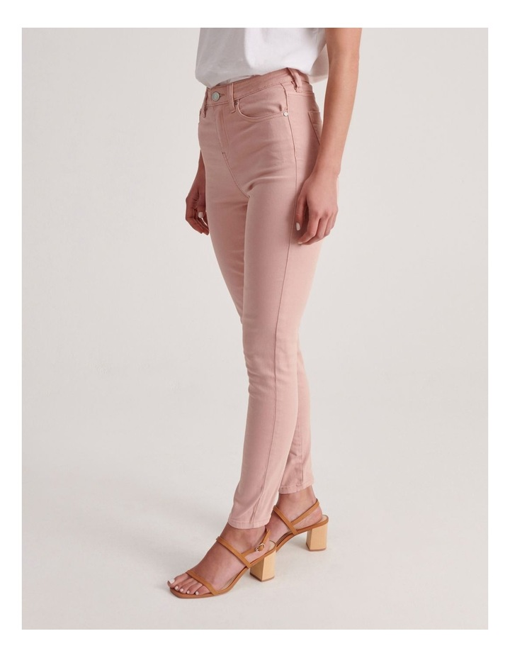 Olivia High Waist Skinny Jean image 2