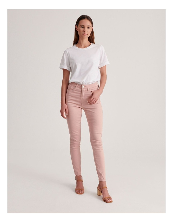 Olivia High Waist Skinny Jean image 4
