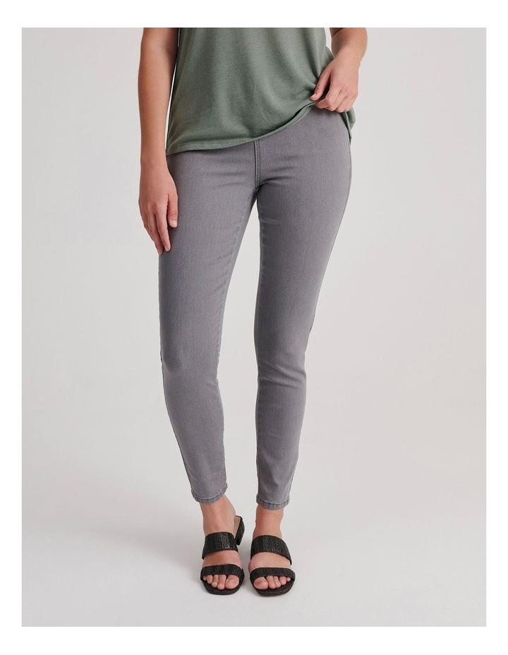 Olivia High Waist Skinny Jean image 1