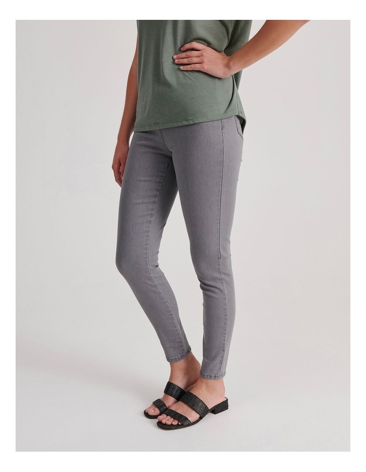 Olivia High Waist Skinny Jean image 3