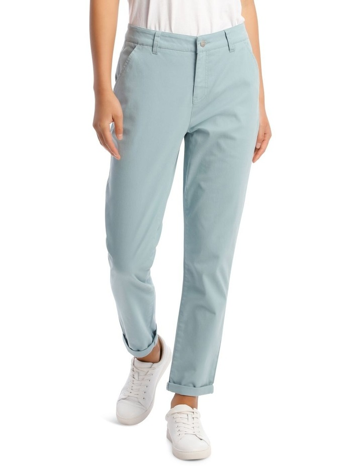 Zoe Relaxed Fit Chino image 1