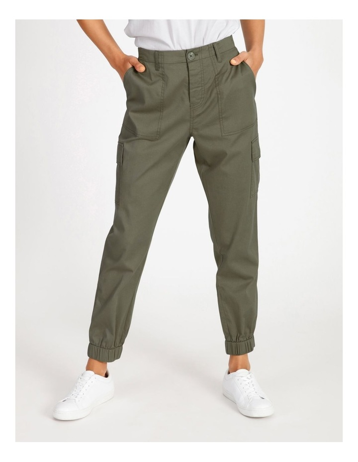 Relaxed Cargo Jogger image 1