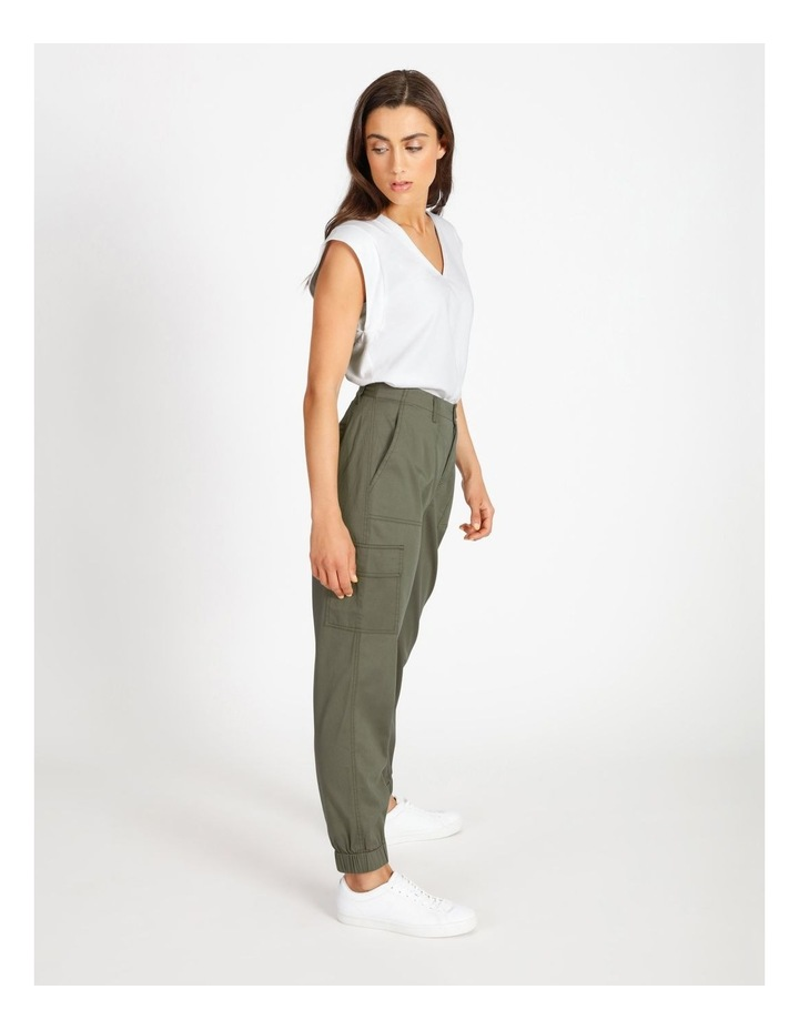 Relaxed Cargo Jogger image 2