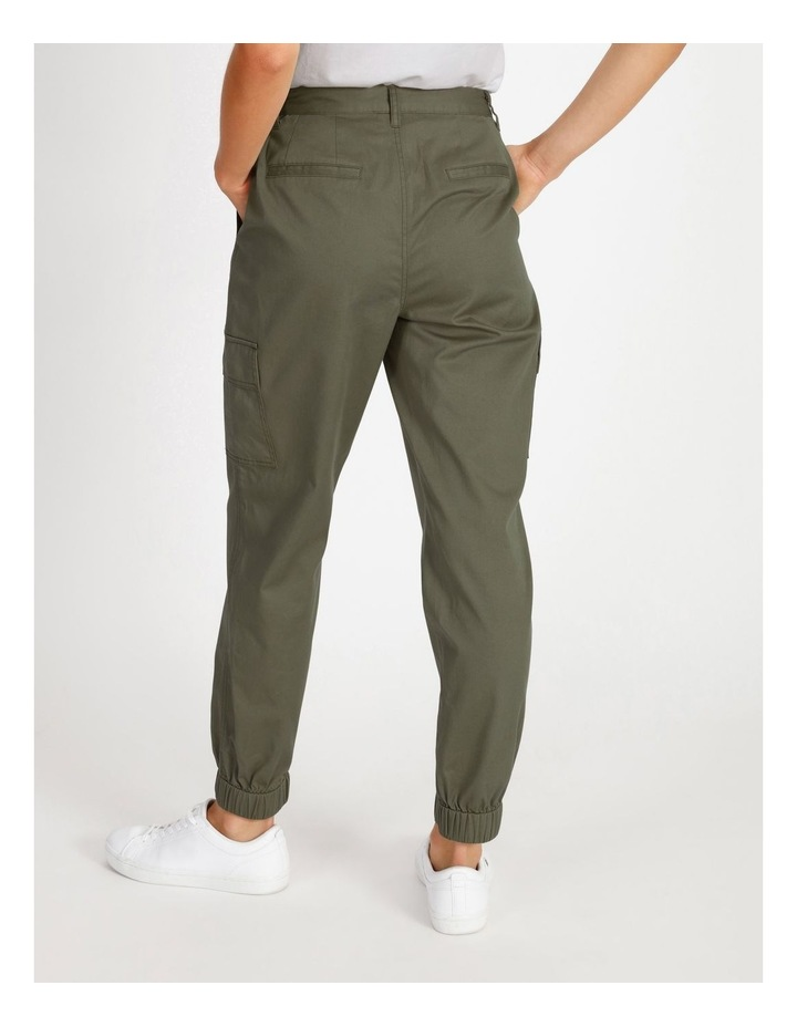 Relaxed Cargo Jogger image 3