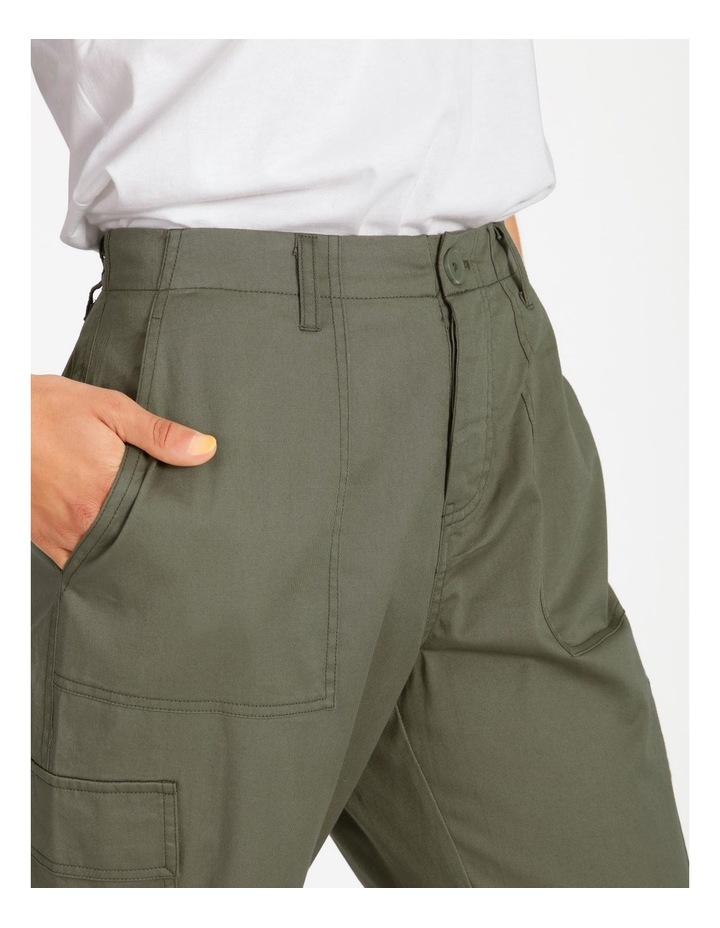 Relaxed Cargo Jogger image 4
