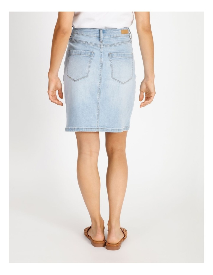 Denim Skirt image 3
