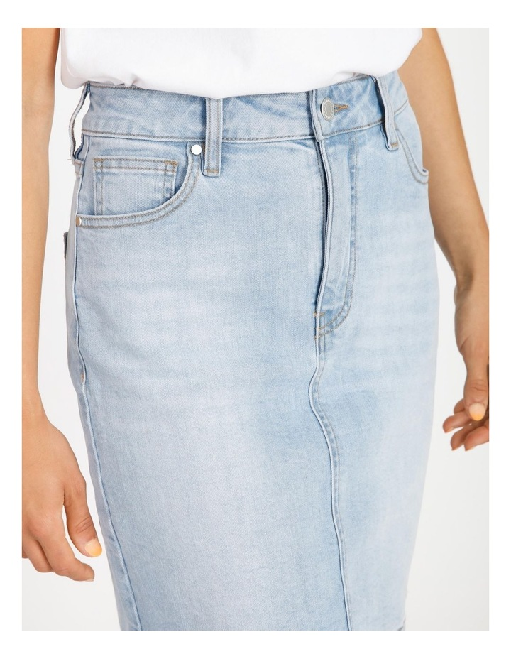 Denim Skirt image 4
