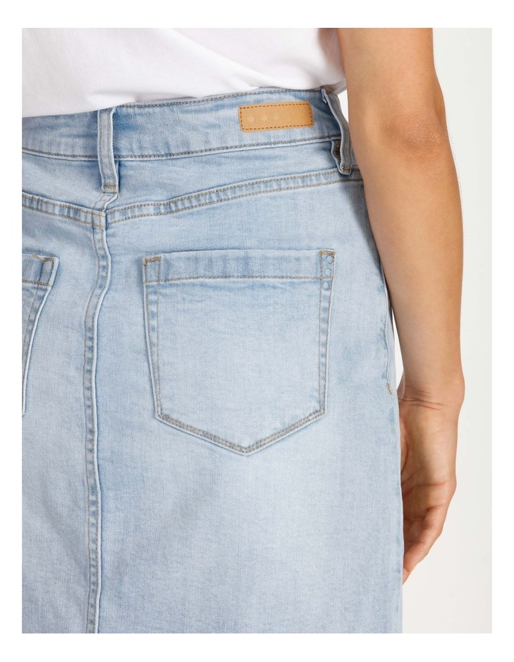 Denim Skirt image 5