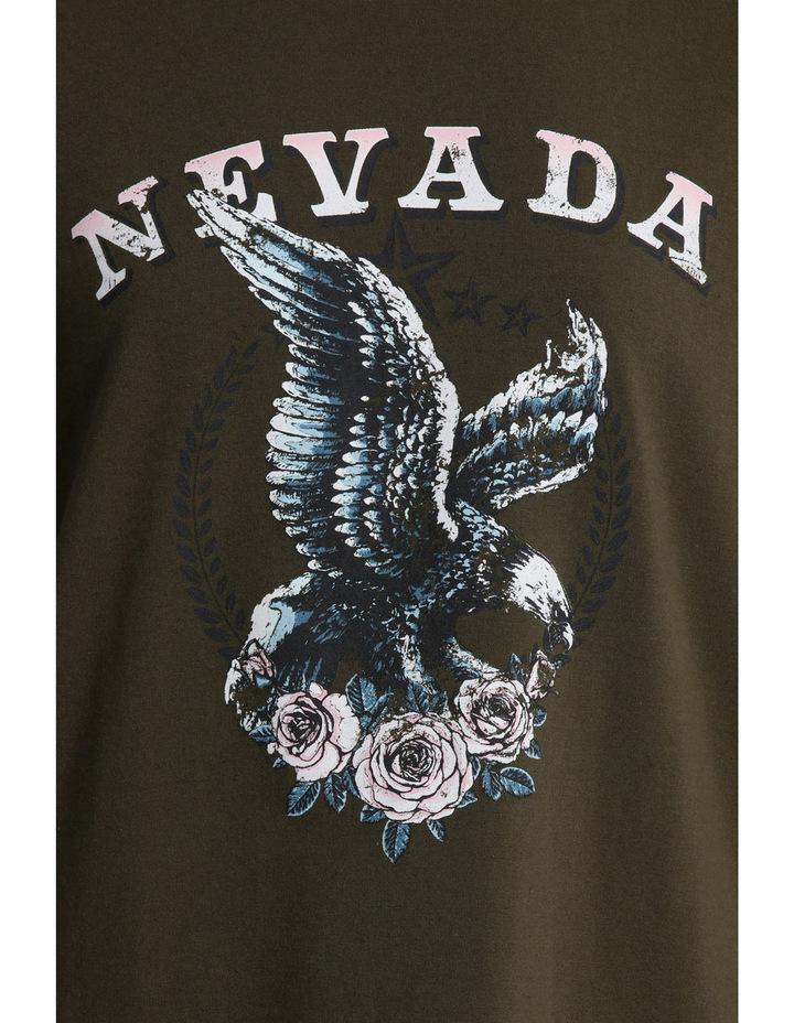 Nevada Eagle Print Tee image 4