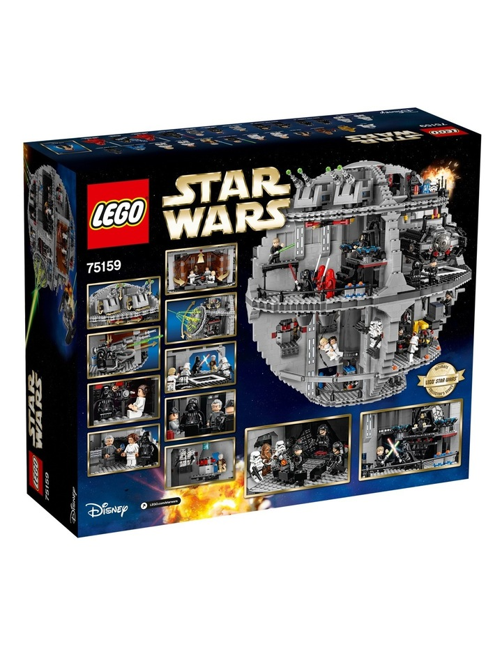 Star Wars Death Star 75159 image 2