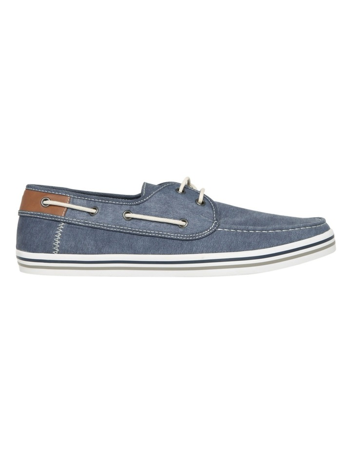 Mens Dustin Canvas Boat Shoe image 1