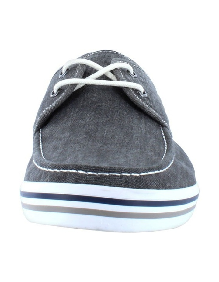 Mens Dustin Canvas Boat Shoe image 3