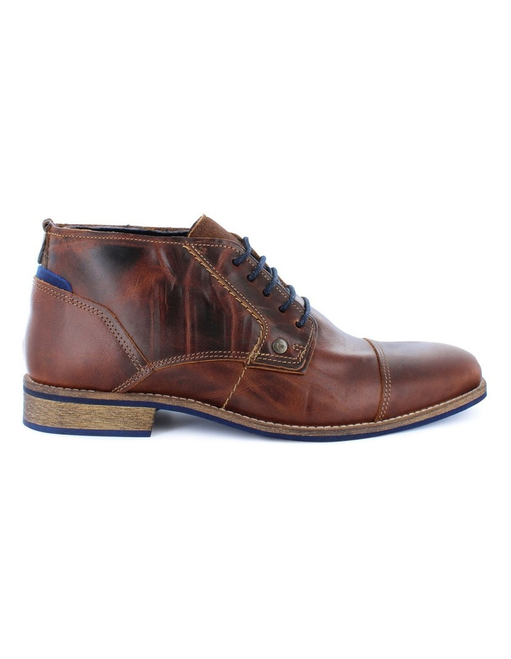 03892aaf8db7 Digby Mens Casual Leather Ankle Boot image 1