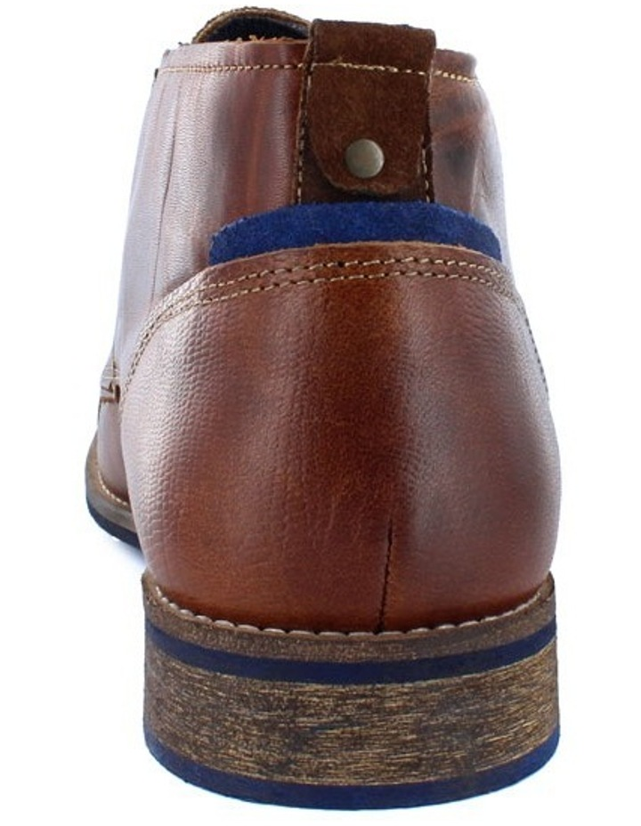 Digby Mens Casual Leather Ankle Boot image 4