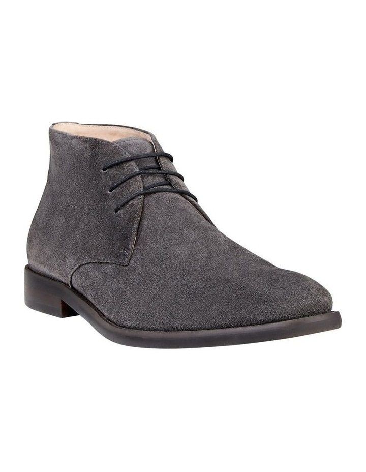 Suede Lace Up Desert Boot image 2
