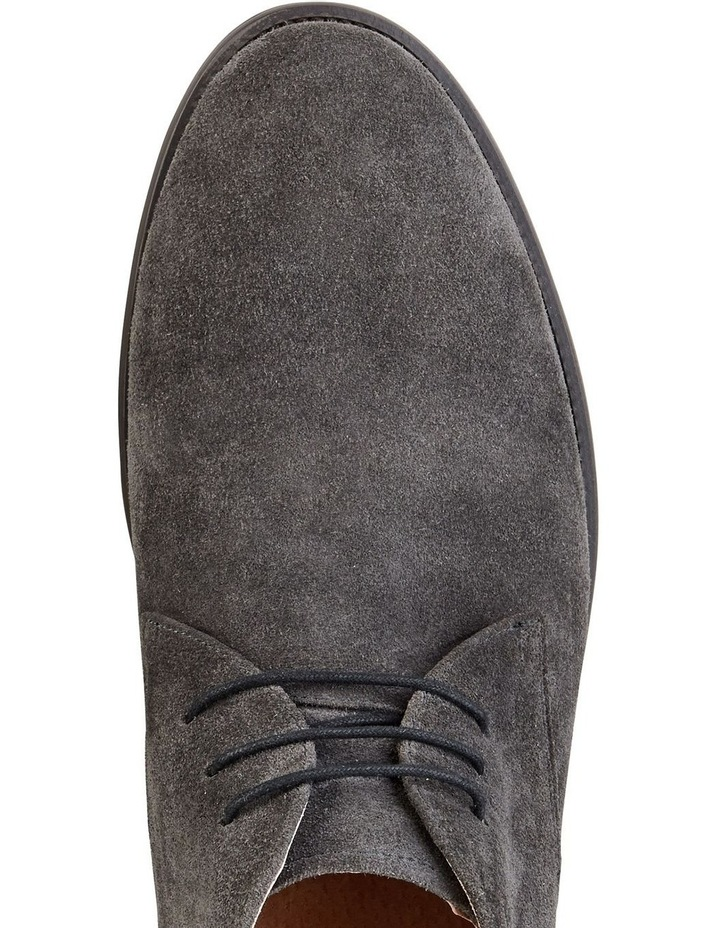 Suede Lace Up Desert Boot image 4