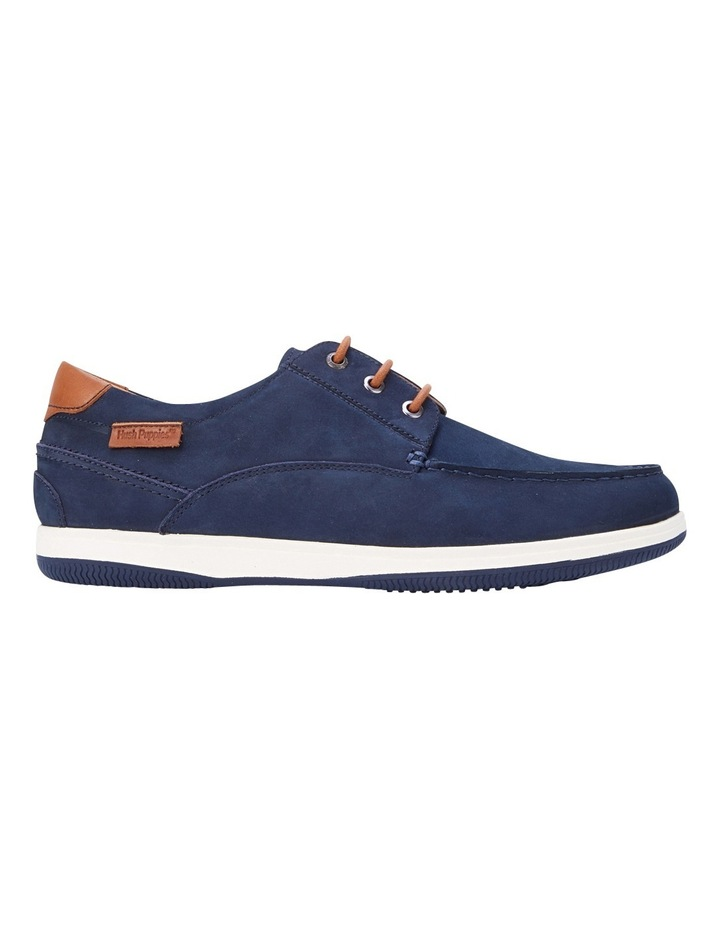 Dusty Navy Nubuck Lace Up image 1