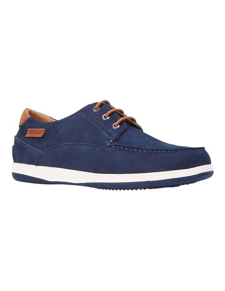 Dusty Navy Nubuck Lace Up image 2