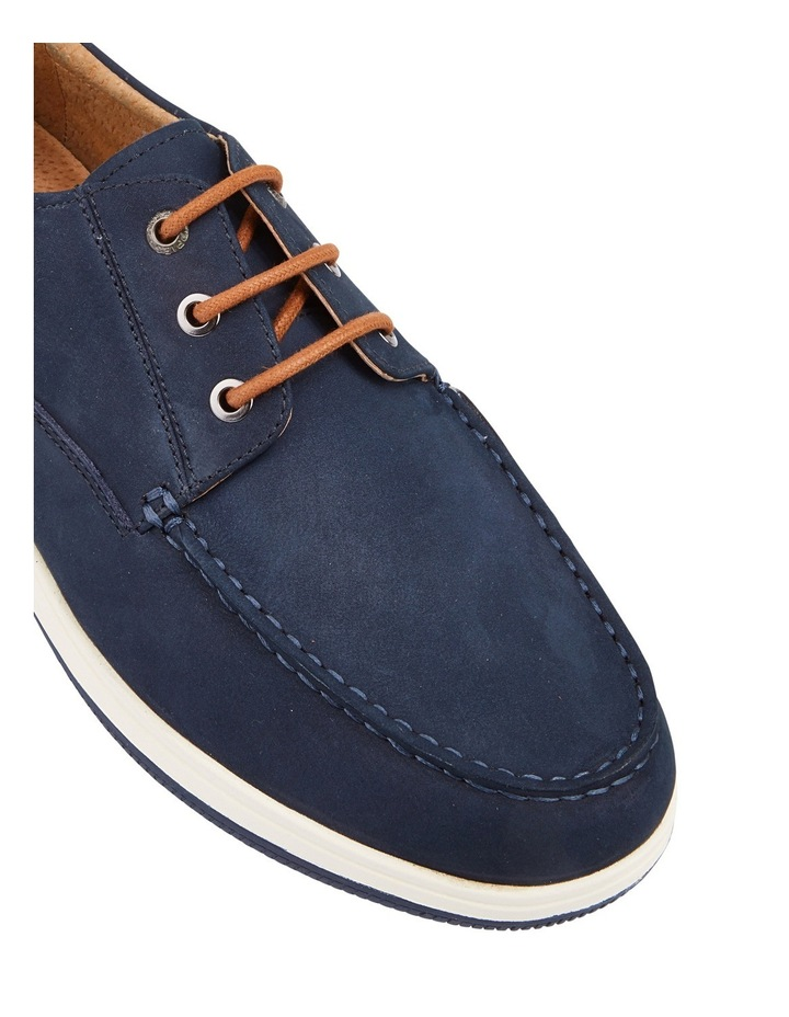 Dusty Navy Nubuck Lace Up image 3
