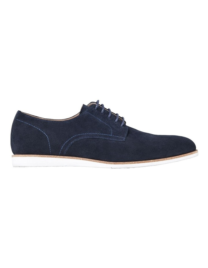 Suede Lace-Up Derby image 1
