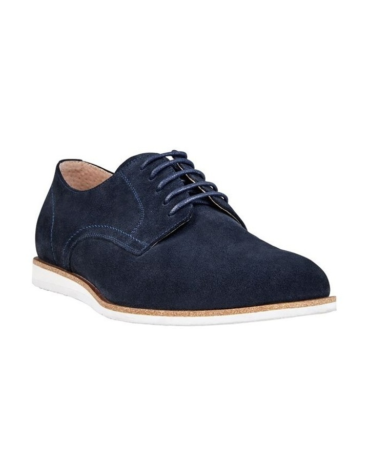 Suede Lace-Up Derby image 2