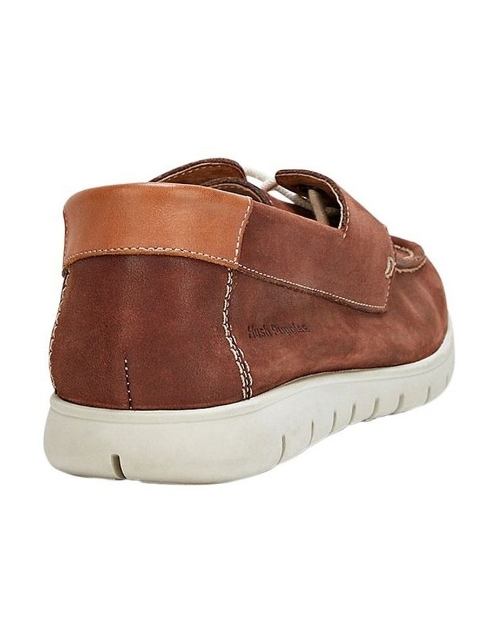 Theo Lace Up Brown image 2