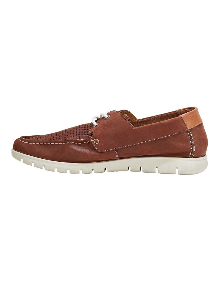 Theo Lace Up Brown image 3