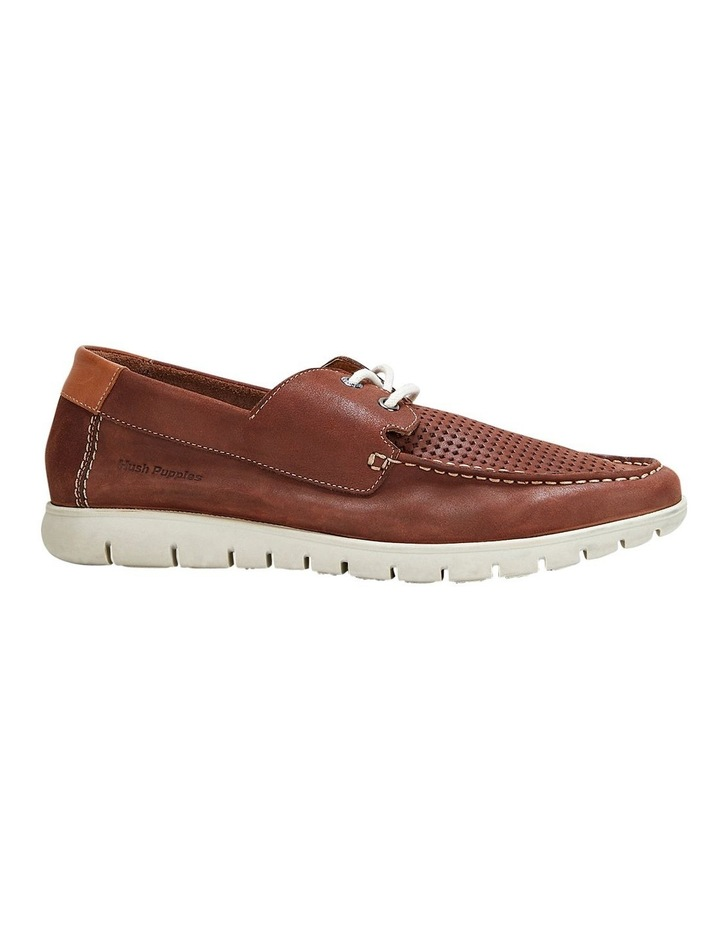 Theo Lace Up Brown image 4