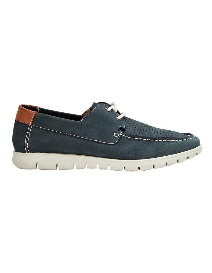 Theo Lace Up Navy image 1