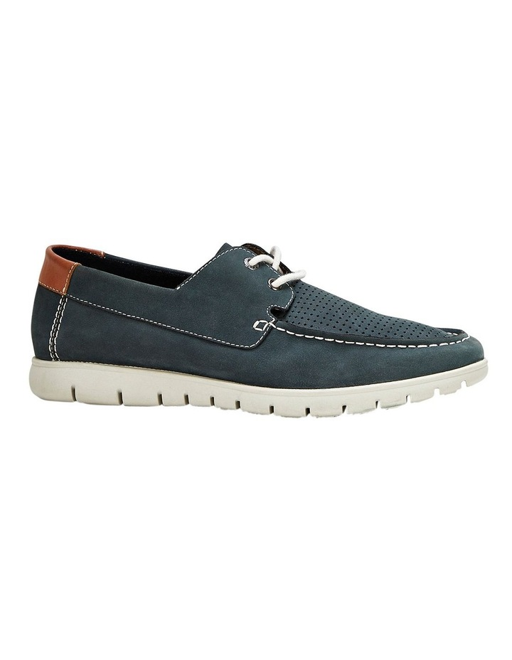 Theo Lace Up Navy image 5