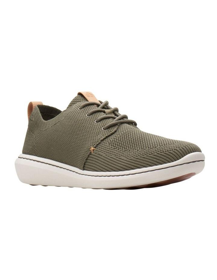 Step Urban Mix Khaki Textile Knit Sneaker image 2