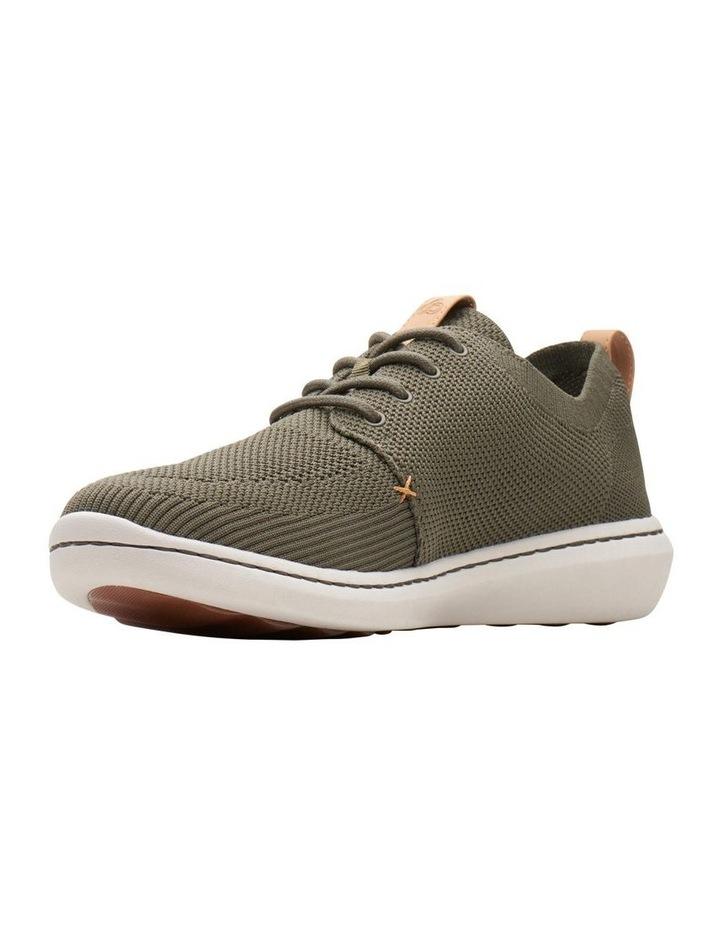 Step Urban Mix Khaki Textile Knit Sneaker image 4