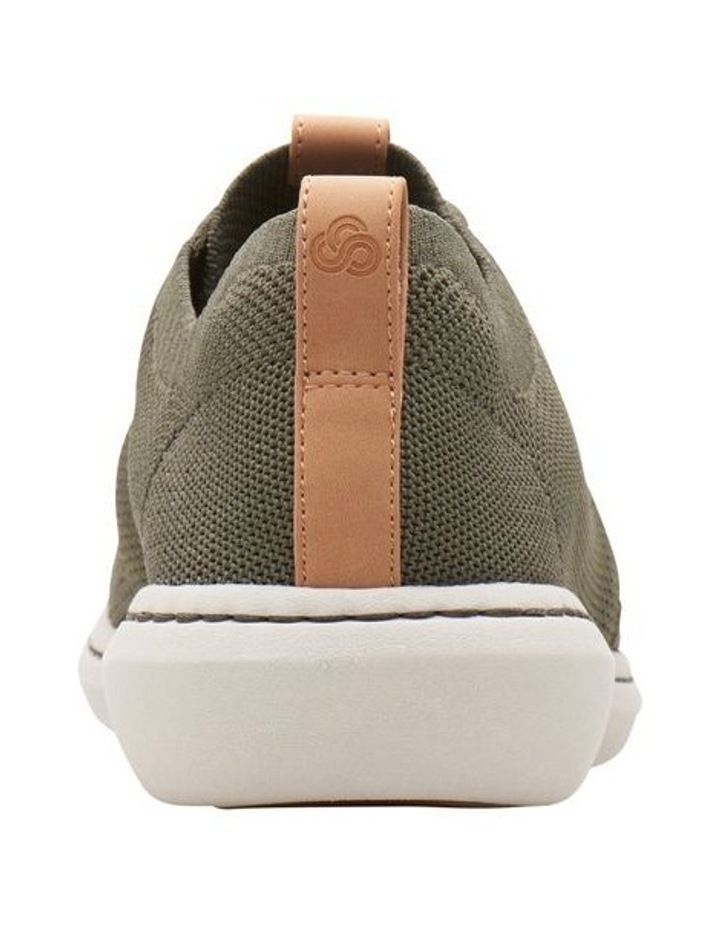 Step Urban Mix Khaki Textile Knit Sneaker image 6