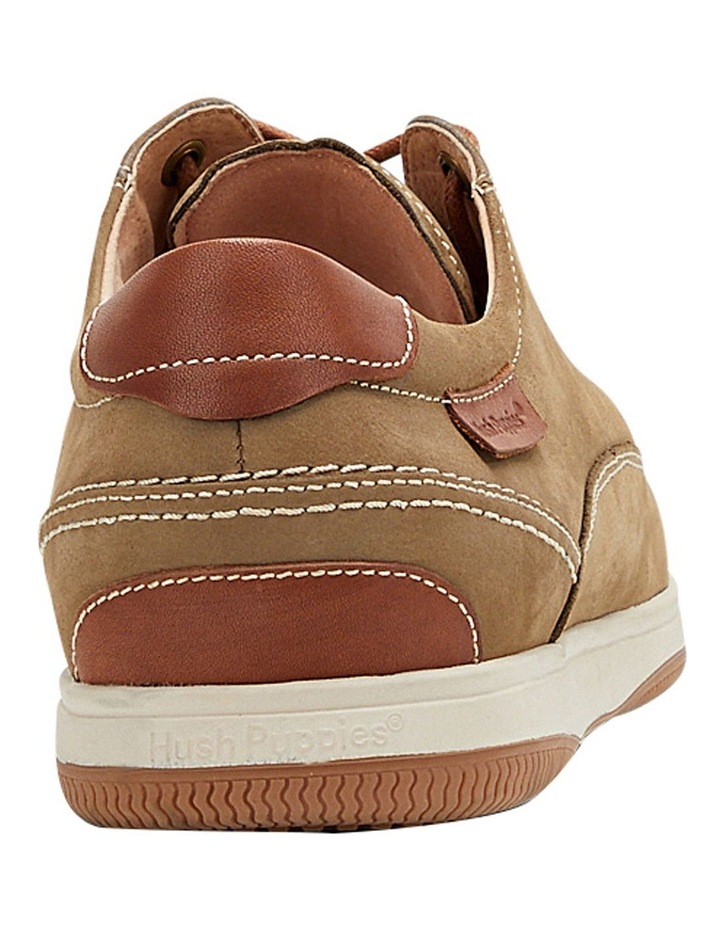 Dusty Olive Lace Up Shoe image 4
