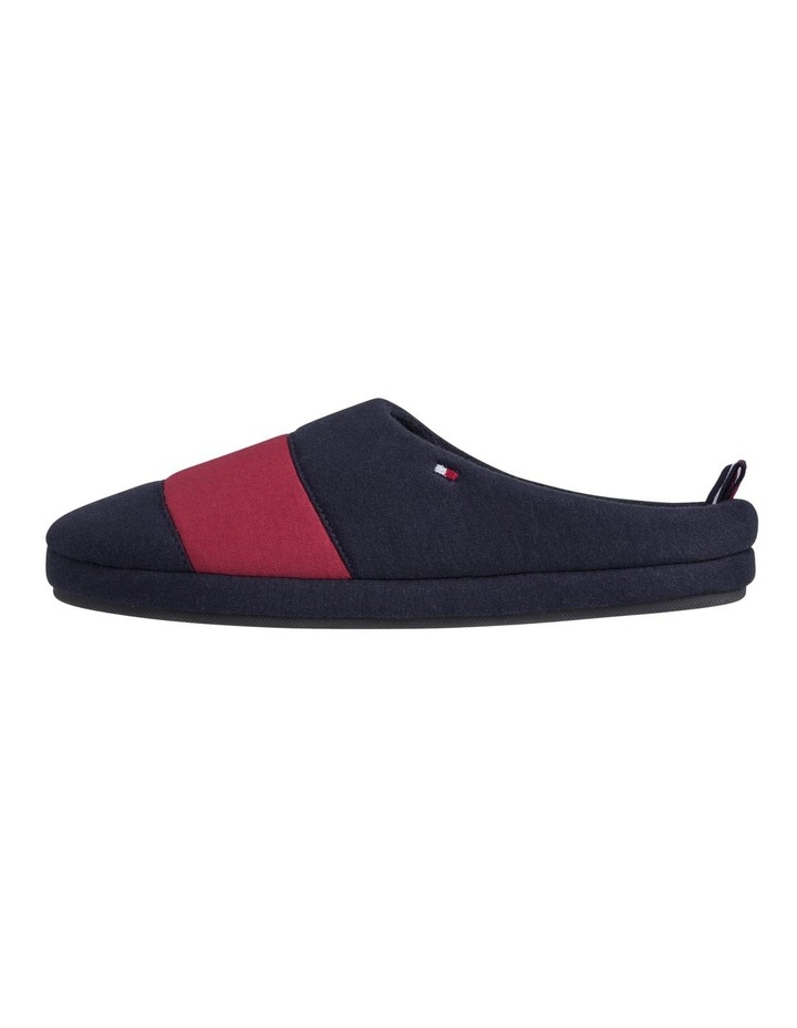 Colour-Blocked Cotton Slippers image 2