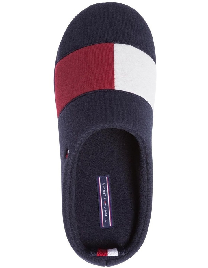 Colour-Blocked Cotton Slippers image 3