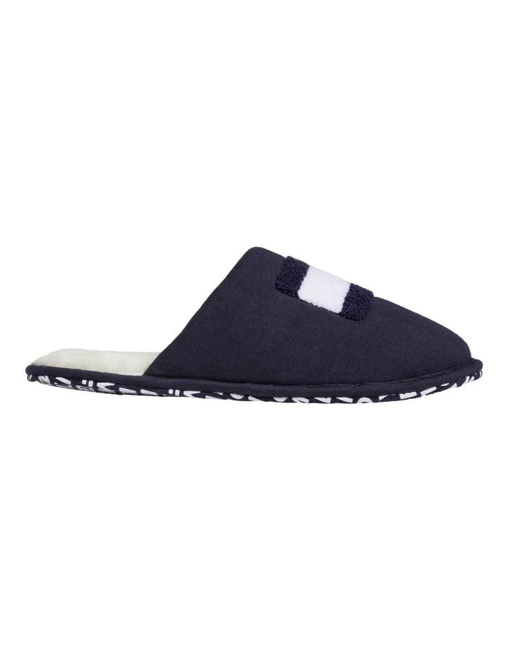 Varsity Flag Cotton Slippers image 1