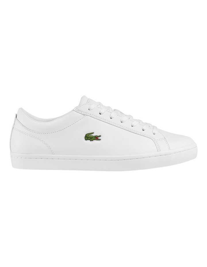 Men's Straightset Leather Trainers image 1