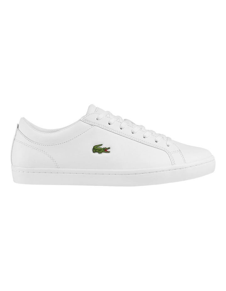 Men's Straightset Leather Trainers image 2