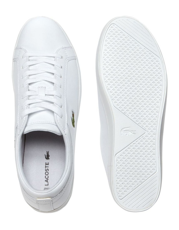 Men's Straightset Leather Trainers image 5