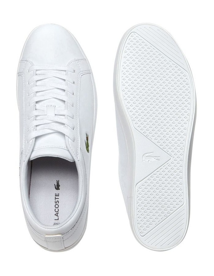 Men's Straightset Leather Trainers image 7